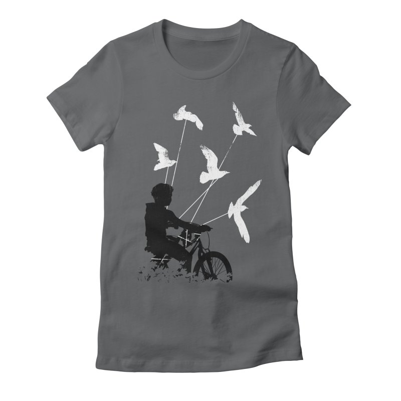 Take Me Home Women's Fitted T-Shirt by Niel Quisaba's Artist Shop