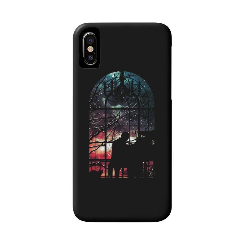 Midnight Sonata Accessories Phone Case by Niel Quisaba's Artist Shop