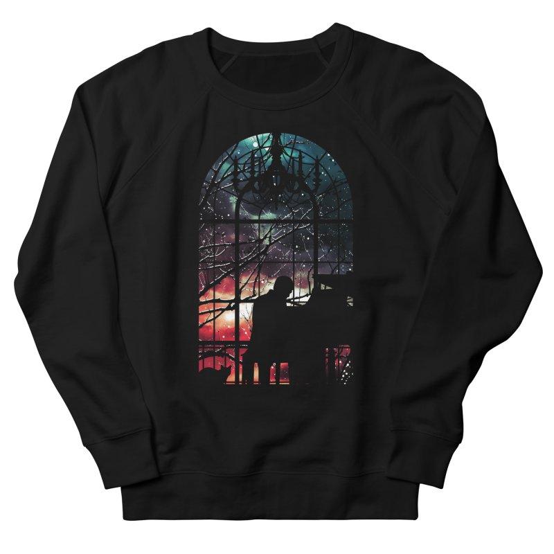 Midnight Sonata Women's Sweatshirt by Niel Quisaba's Artist Shop
