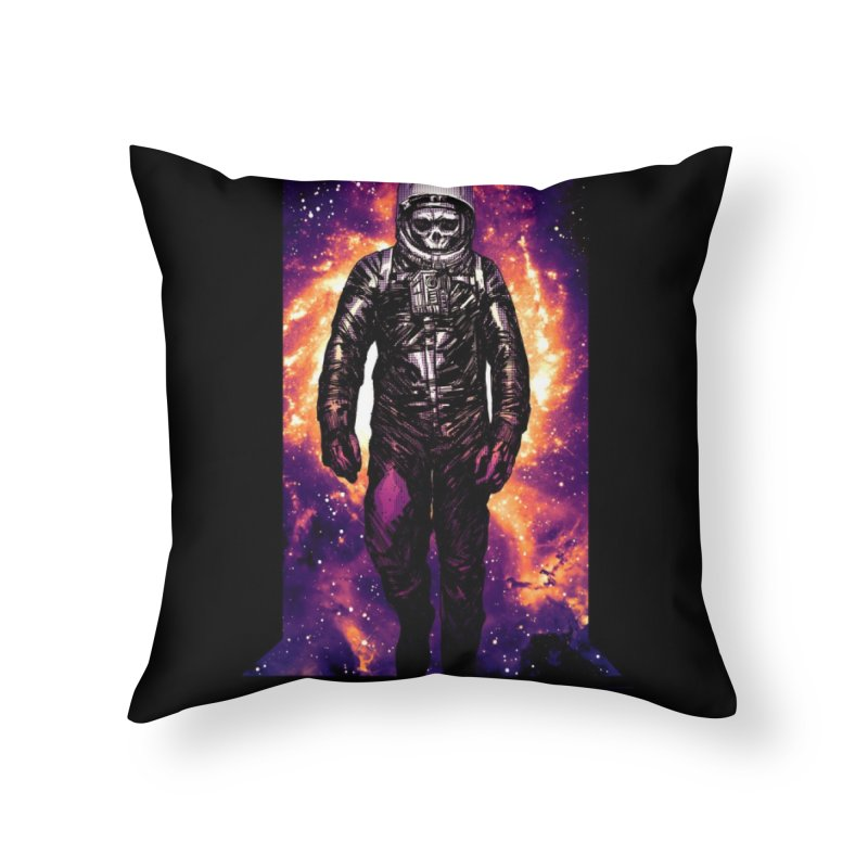 Coming Home Home Throw Pillow by Niel Quisaba's Artist Shop