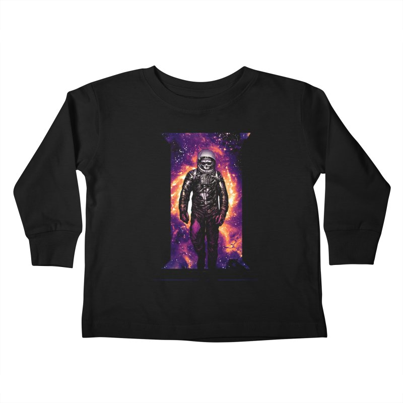 Coming Home Kids Toddler Longsleeve T-Shirt by Niel Quisaba's Artist Shop