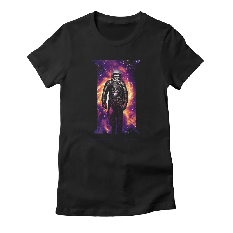 Coming Home Women's Fitted T-Shirt by Niel Quisaba's Artist Shop