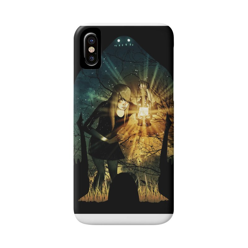 Don't Look Back Accessories Phone Case by Niel Quisaba's Artist Shop