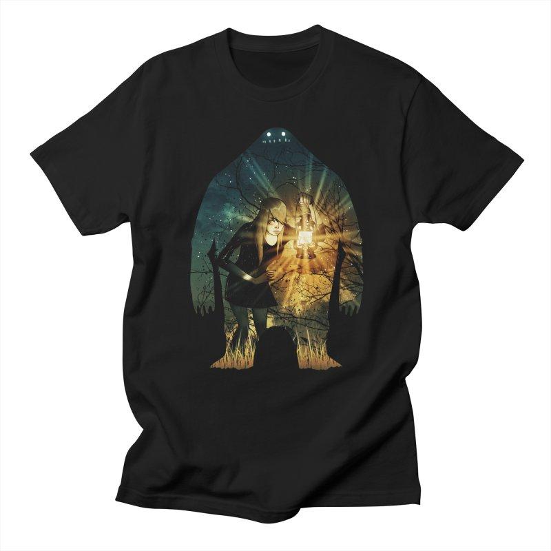 Don't Look Back Men's T-Shirt by Niel Quisaba's Artist Shop