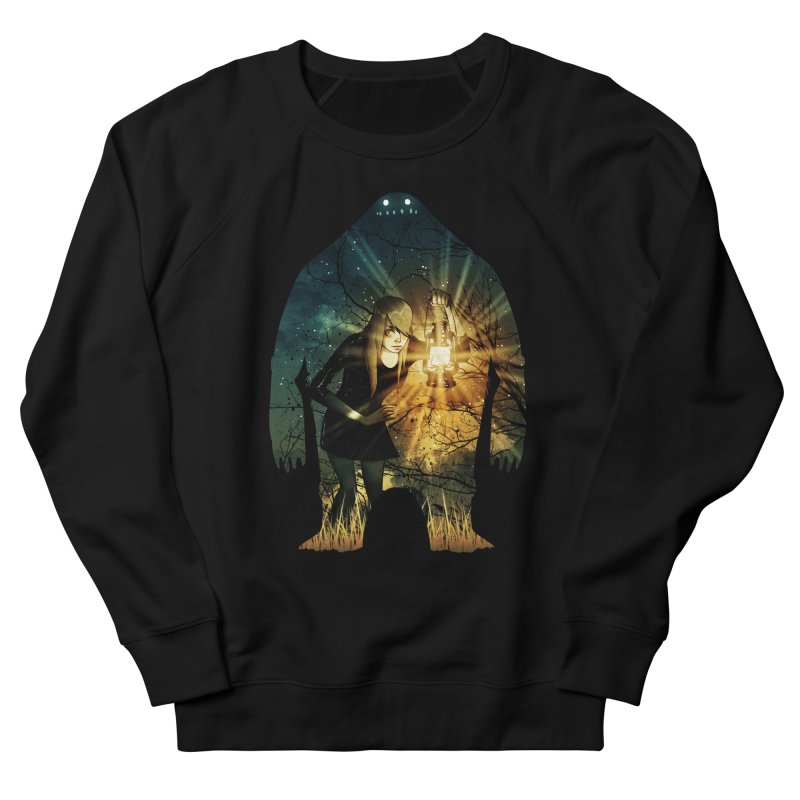 Don't Look Back Women's Sweatshirt by Niel Quisaba's Artist Shop