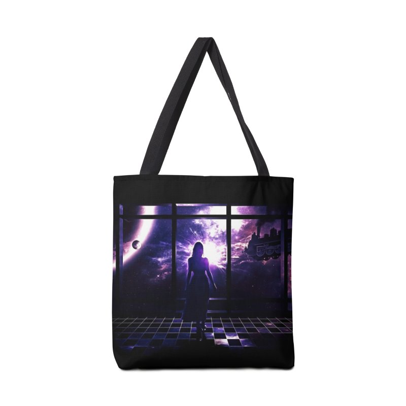 Last Transit Accessories Bag by Niel Quisaba's Artist Shop