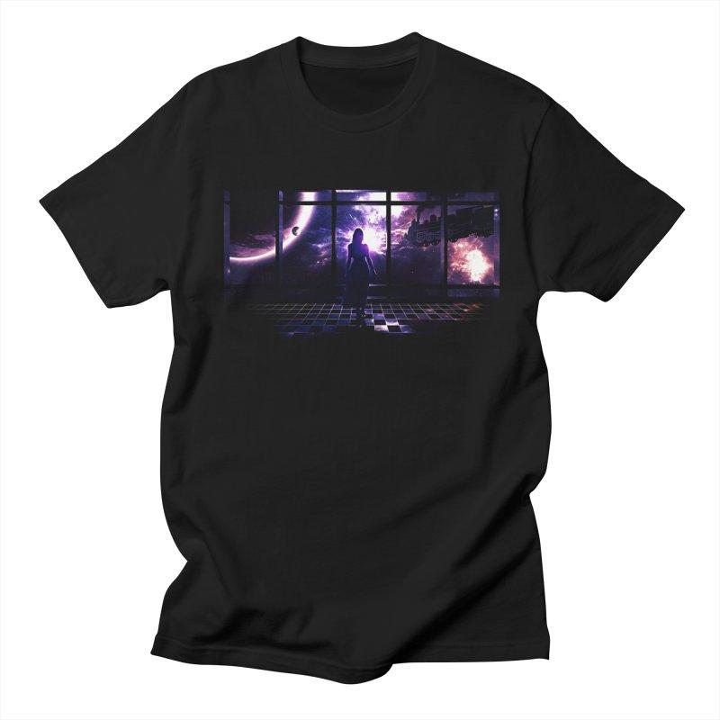 Last Transit Women's Unisex T-Shirt by Niel Quisaba's Artist Shop