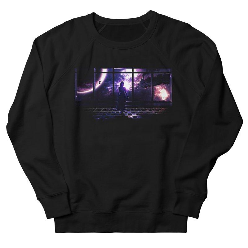 Last Transit Women's Sweatshirt by Niel Quisaba's Artist Shop