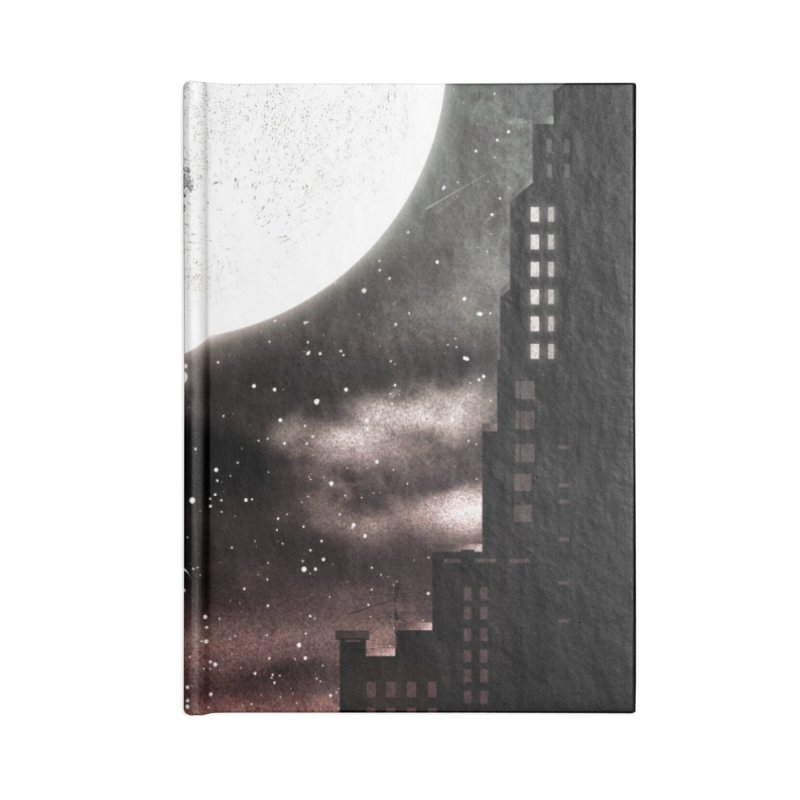 Go Beyond Accessories Notebook by Niel Quisaba's Artist Shop