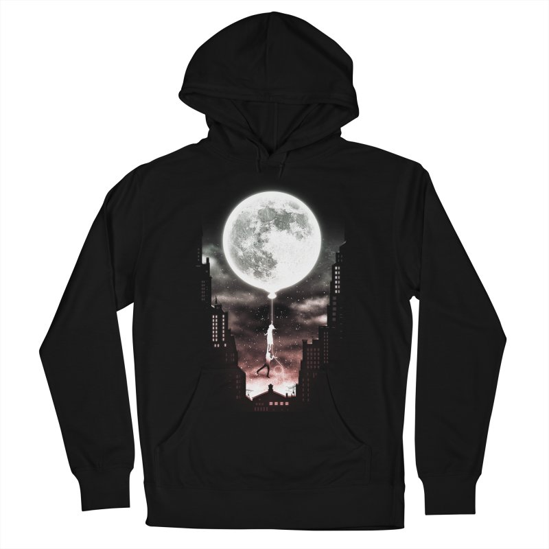 Go Beyond Men's Pullover Hoody by Niel Quisaba's Artist Shop