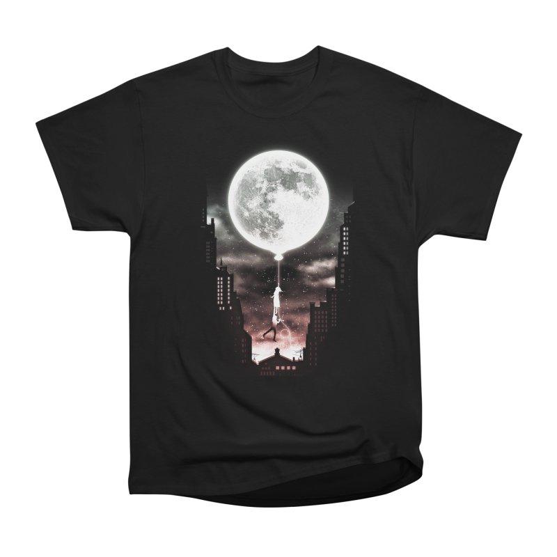 Go Beyond Men's Heavyweight T-Shirt by Niel Quisaba's Artist Shop
