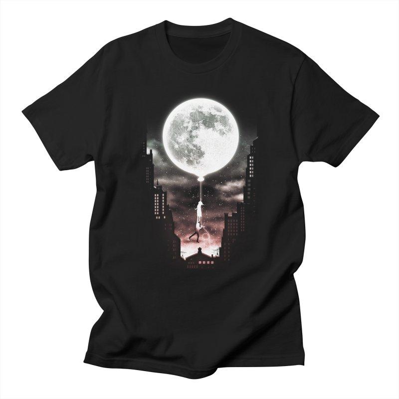 Go Beyond Men's T-Shirt by Niel Quisaba's Artist Shop