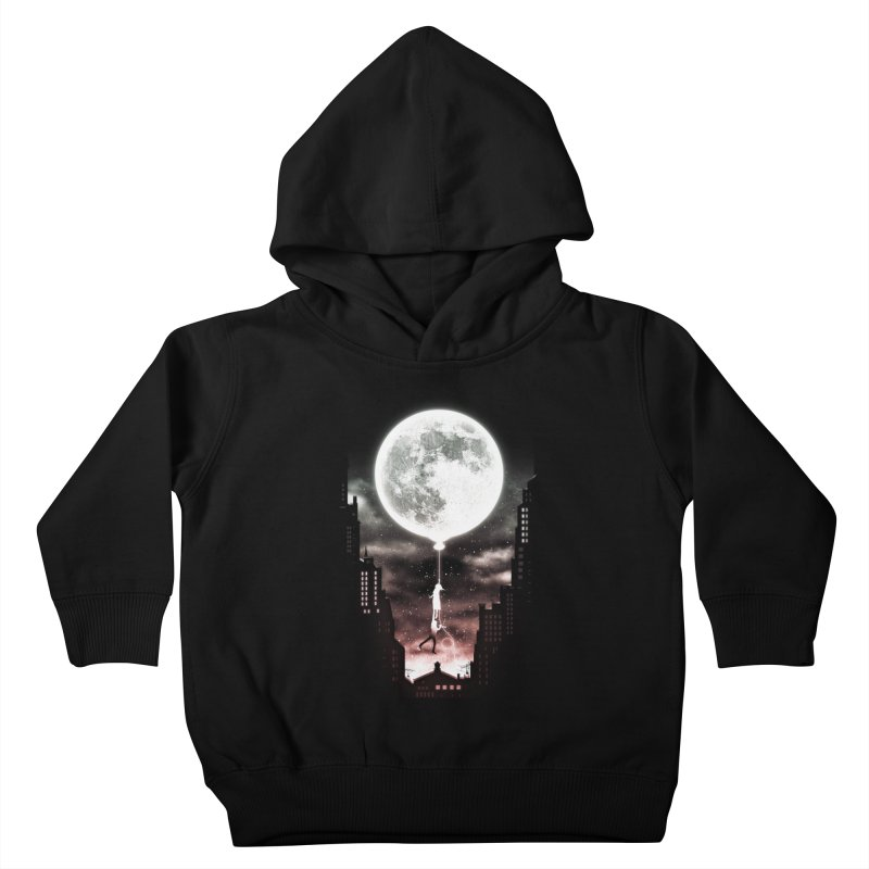 Go Beyond Kids Toddler Pullover Hoody by Niel Quisaba's Artist Shop
