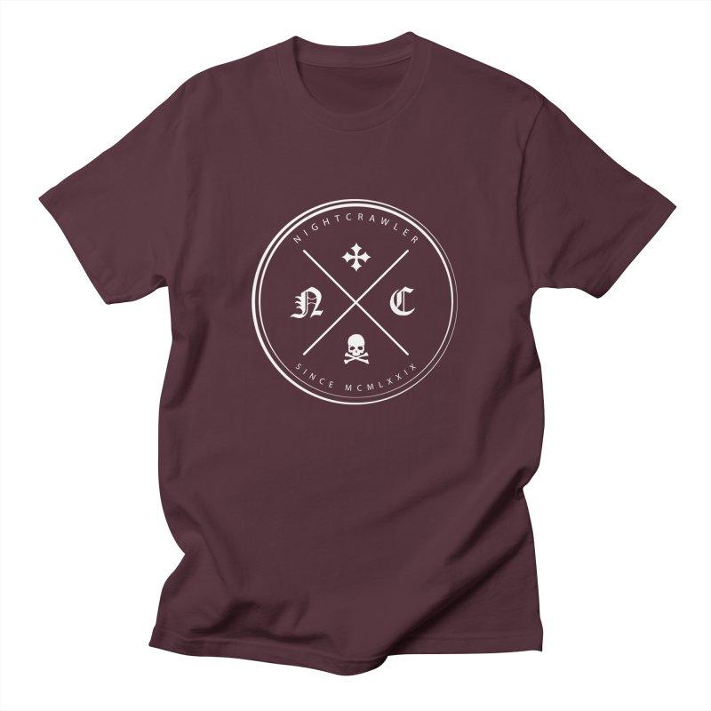Circle Logo Women's Unisex T-Shirt by nightcrawlershop's Artist Shop