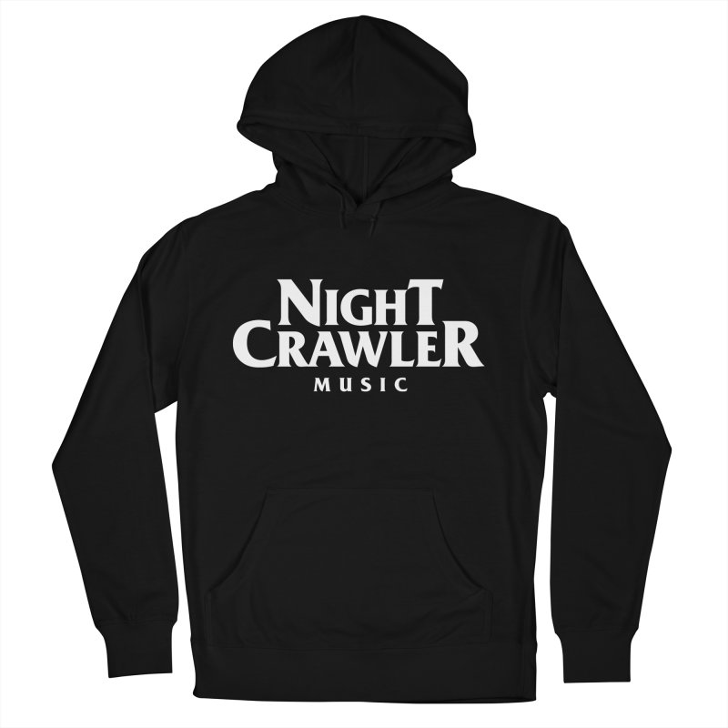 Official Logo Men's French Terry Pullover Hoody by nightcrawlershop's Artist Shop