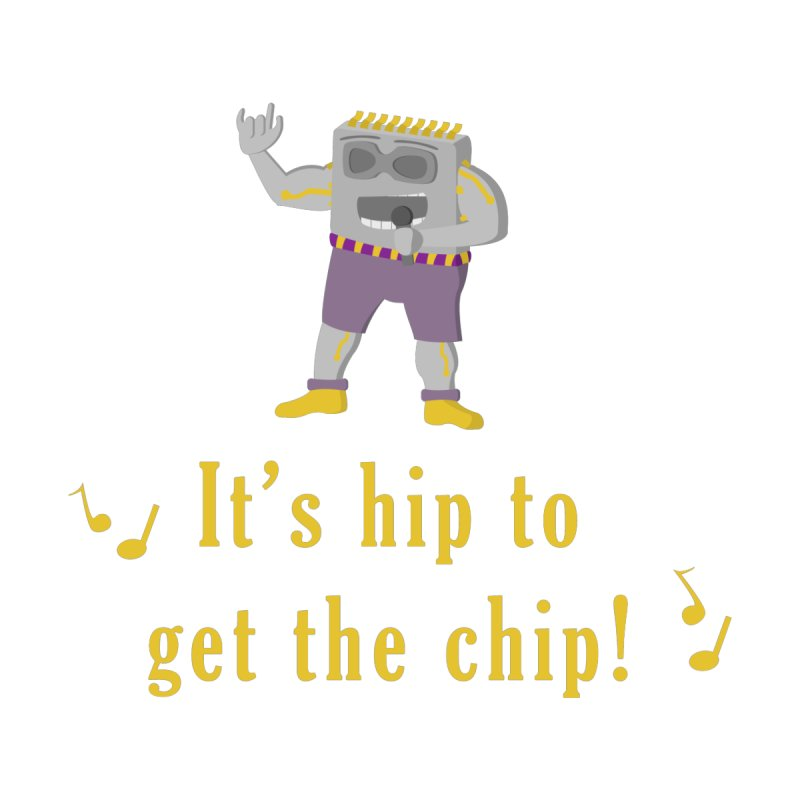 Hip to Get the Chip by Nightgong's Artist Shop