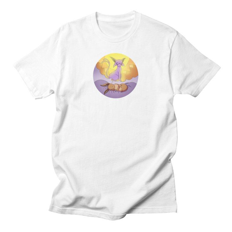 Sweet Dreams: Espeon Men's T-Shirt by Night Shift Comics Shop
