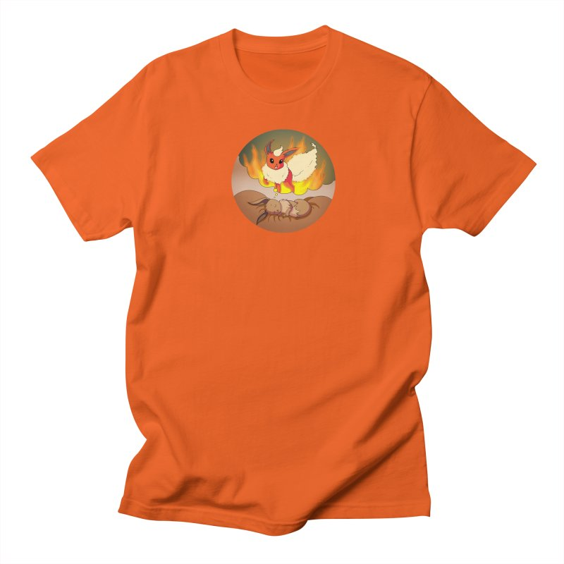 Sweet Dreams: Flareon Women's T-Shirt by Night Shift Comics Shop