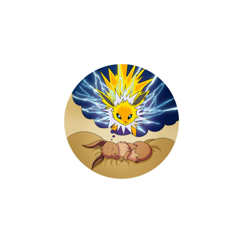 Sweet Dreams: Jolteon Accessories Sticker by Night Shift Comics Shop