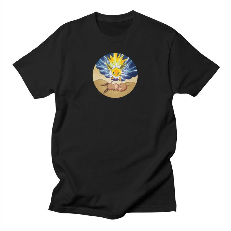 Sweet Dreams: Jolteon Women's T-Shirt by Night Shift Comics Shop