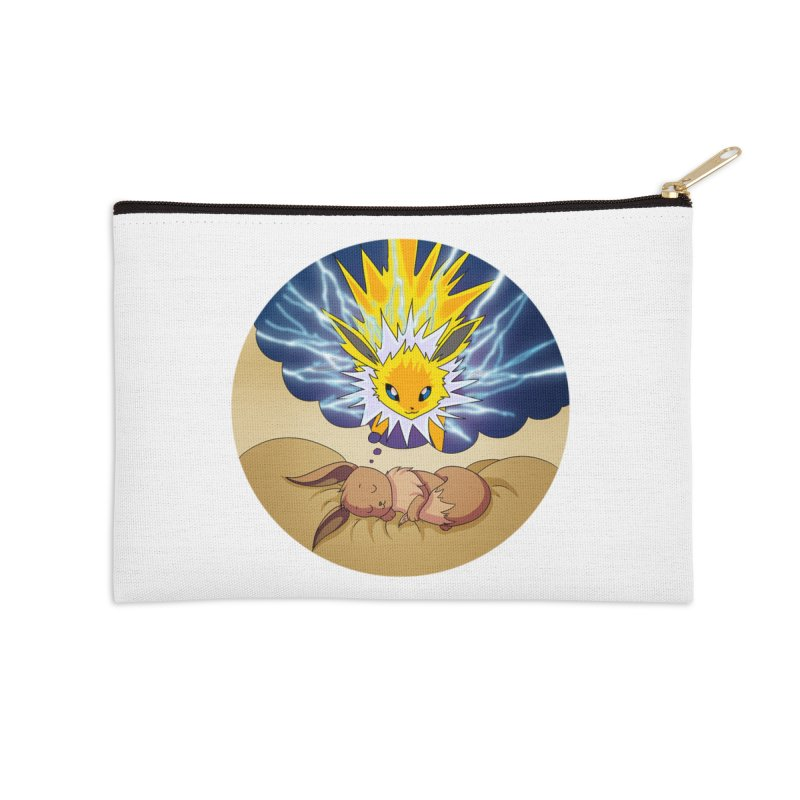 Sweet Dreams: Jolteon Accessories Zip Pouch by Night Shift Comics Shop