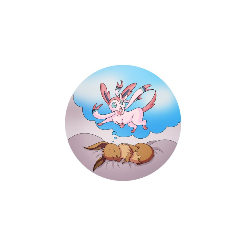 Sweet Dreams: Sylveon by Night Shift Comics Shop