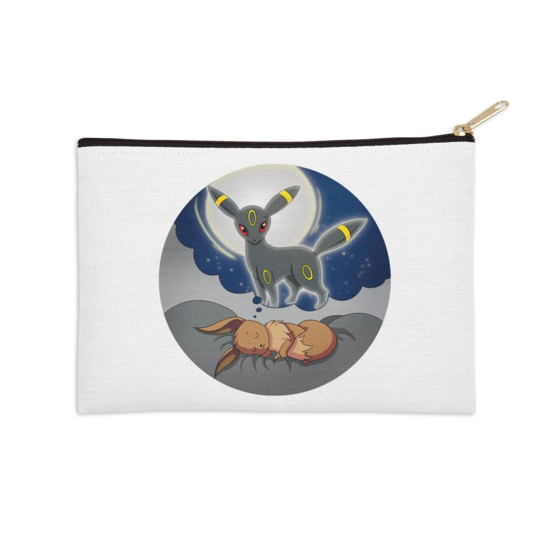 Sweet Dreams: Umbreon Accessories Zip Pouch by Night Shift Comics Shop