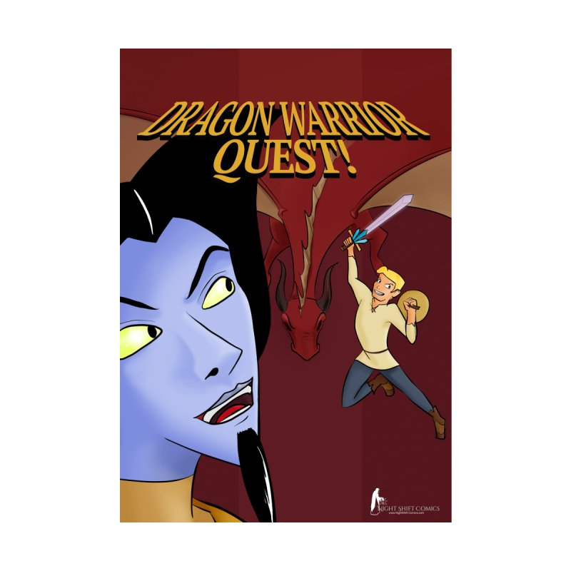 Dragon Warrior Quest! by Night Shift Comics Shop