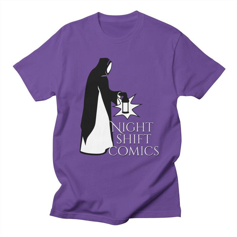 Night Shift Comics Logo Women's Regular Unisex T-Shirt by Night Shift Comics Shop