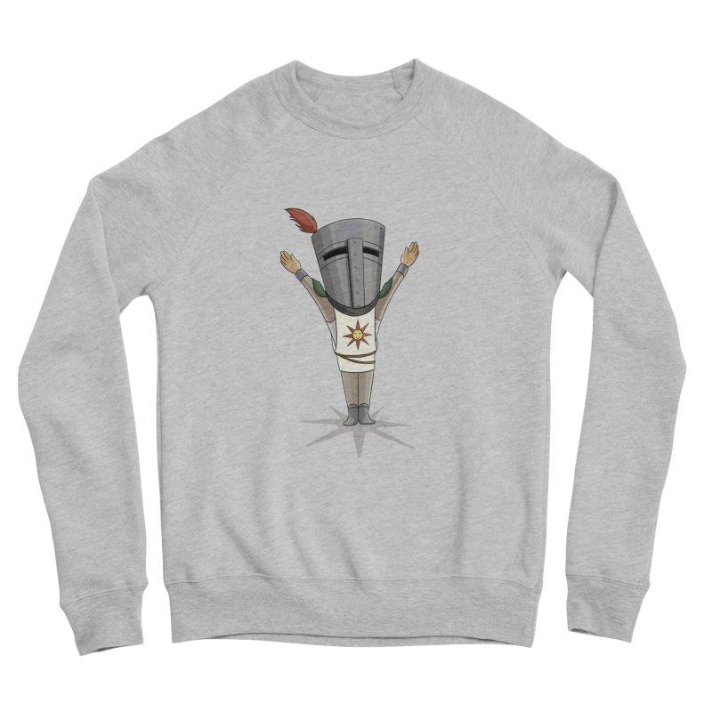 Praise the Sun! Women's Sponge Fleece Sweatshirt by Night Shift Comics Shop