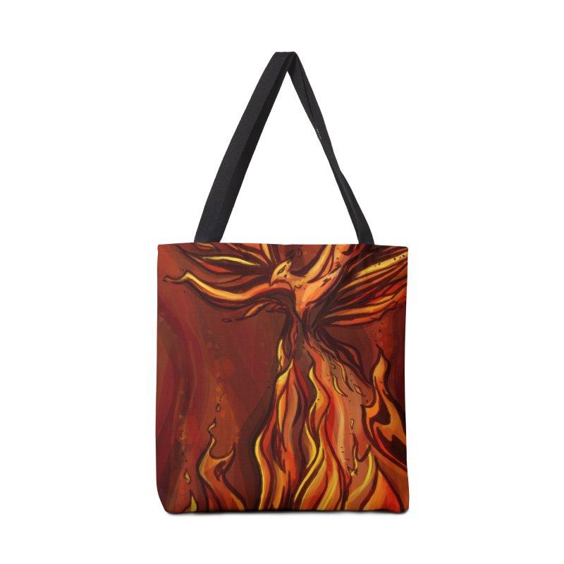 Phoenix Accessories Bag by Night Shift Comics Shop