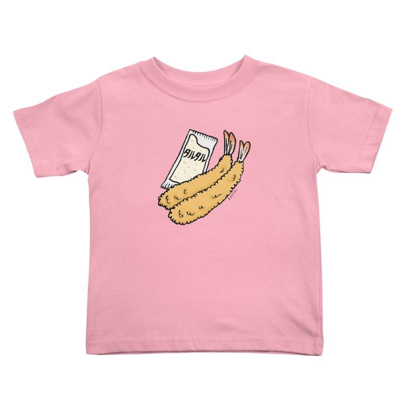 ebifurai Kids Toddler T-Shirt by Nihongo Flashcards Shop