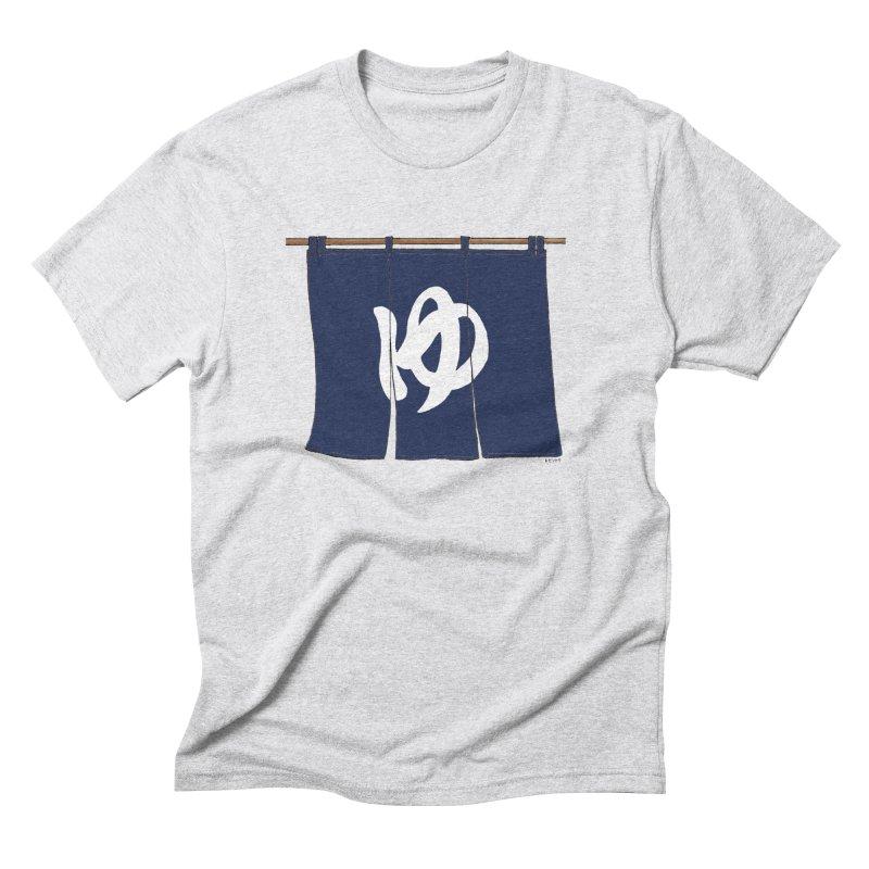 sento Men's Triblend T-Shirt by Nihongo Flashcards Shop