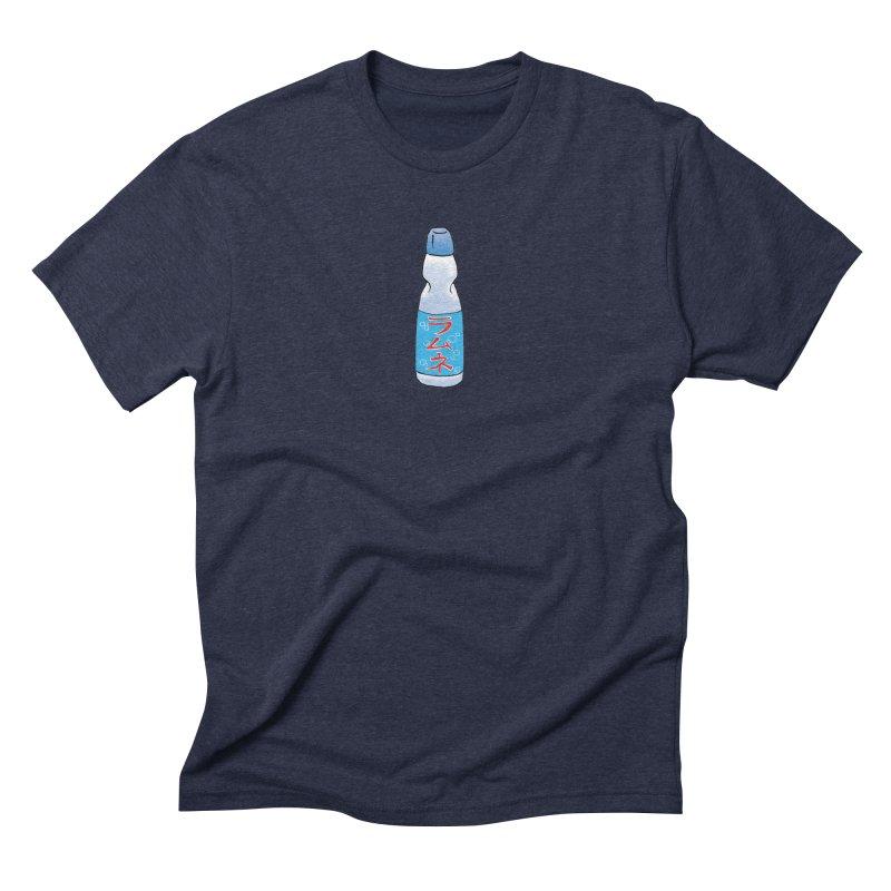 ramune Men's Triblend T-Shirt by Nihongo Flashcards Shop