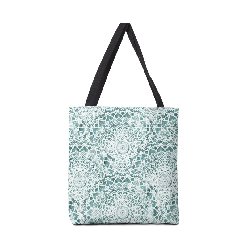 ACQUA FESTIVAL MANDALAS Accessories Bag by nika's Artist Shop