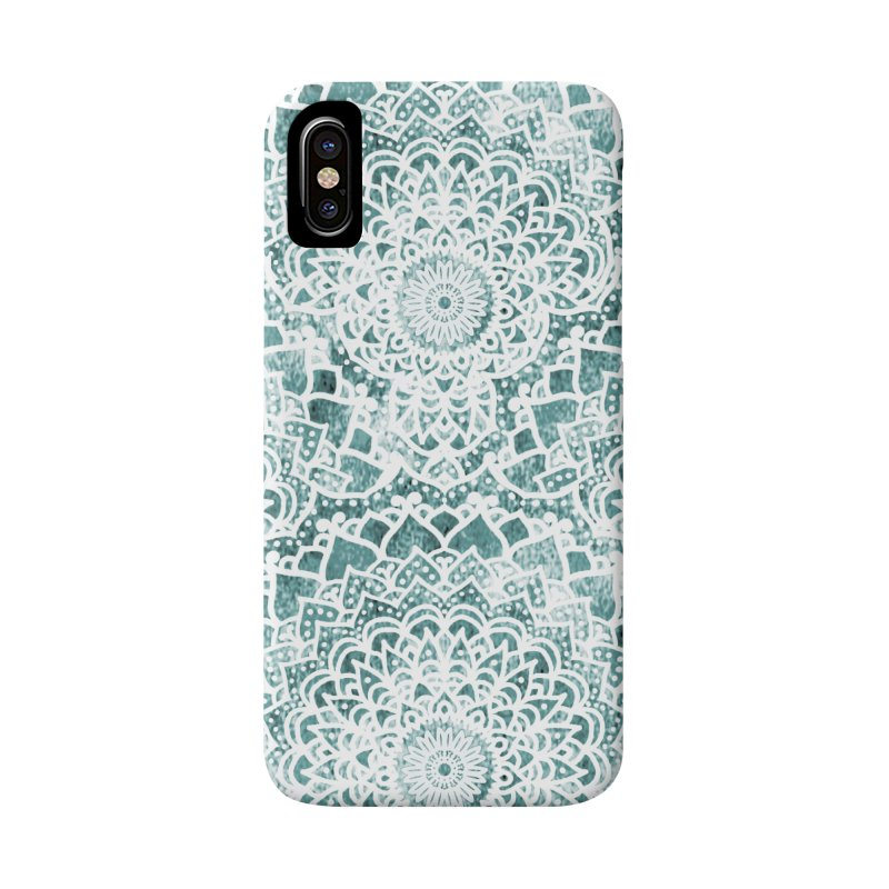 ACQUA FESTIVAL MANDALAS Accessories Phone Case by nika's Artist Shop