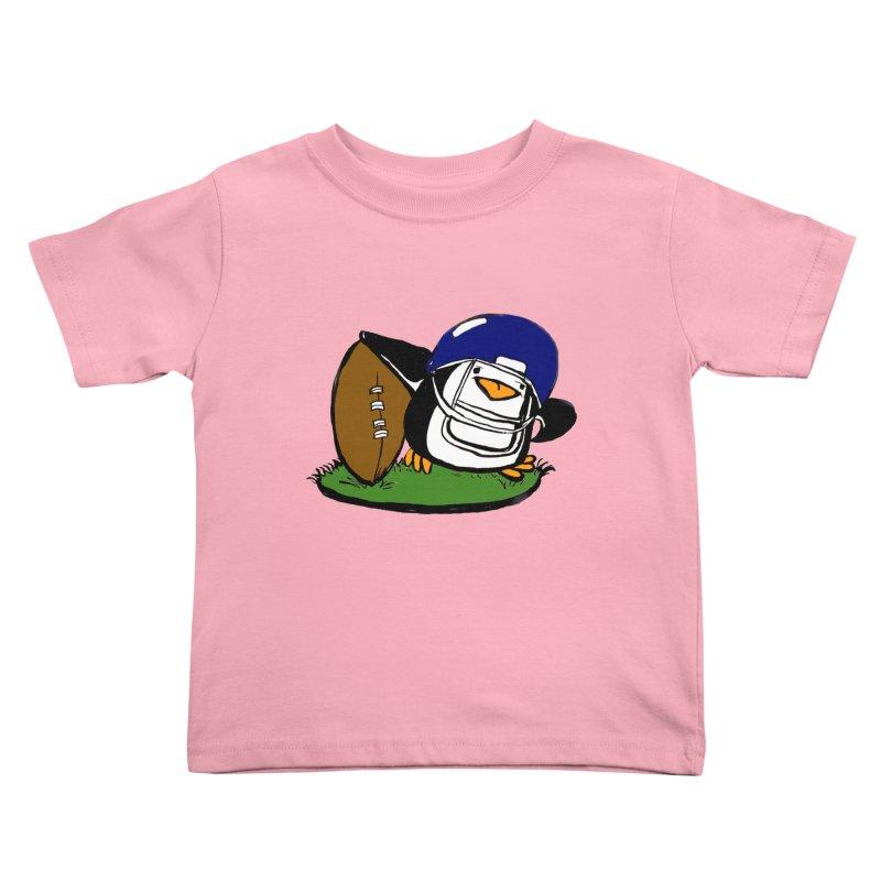 EBA - Game Day! Kids Toddler T-Shirt by NIKARNOLDI.art
