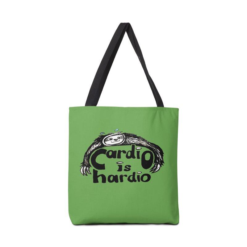 Cardio is Hardio   by NIKARNOLDI.art