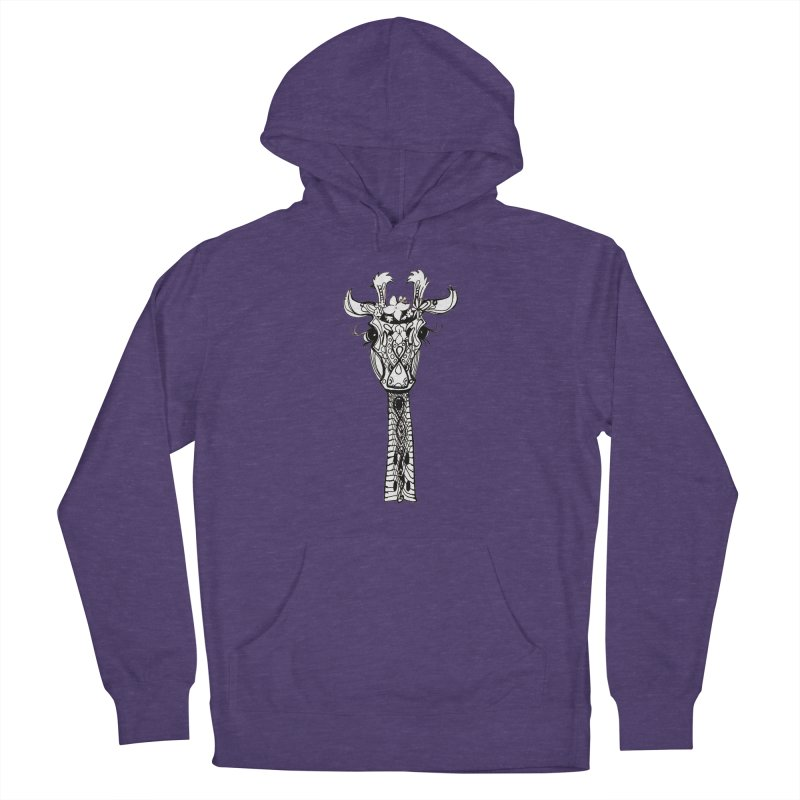 Head in the Clouds Men's Pullover Hoody by NIKARNOLDI