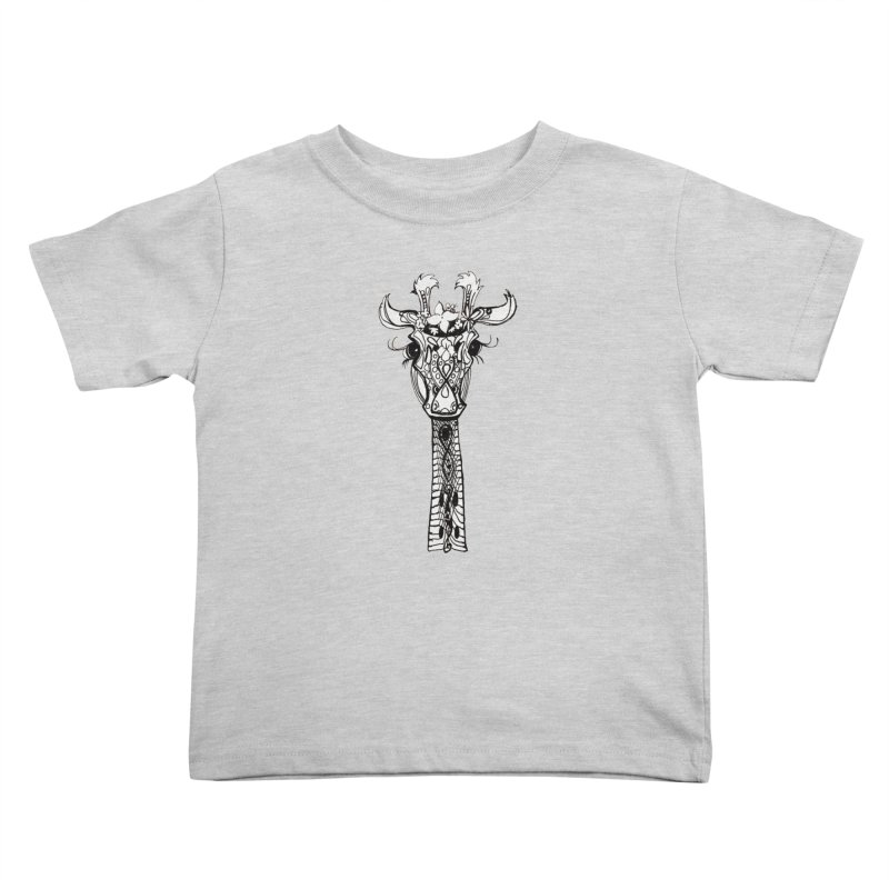 Head in the Clouds Kids Toddler T-Shirt by NIKARNOLDI.art
