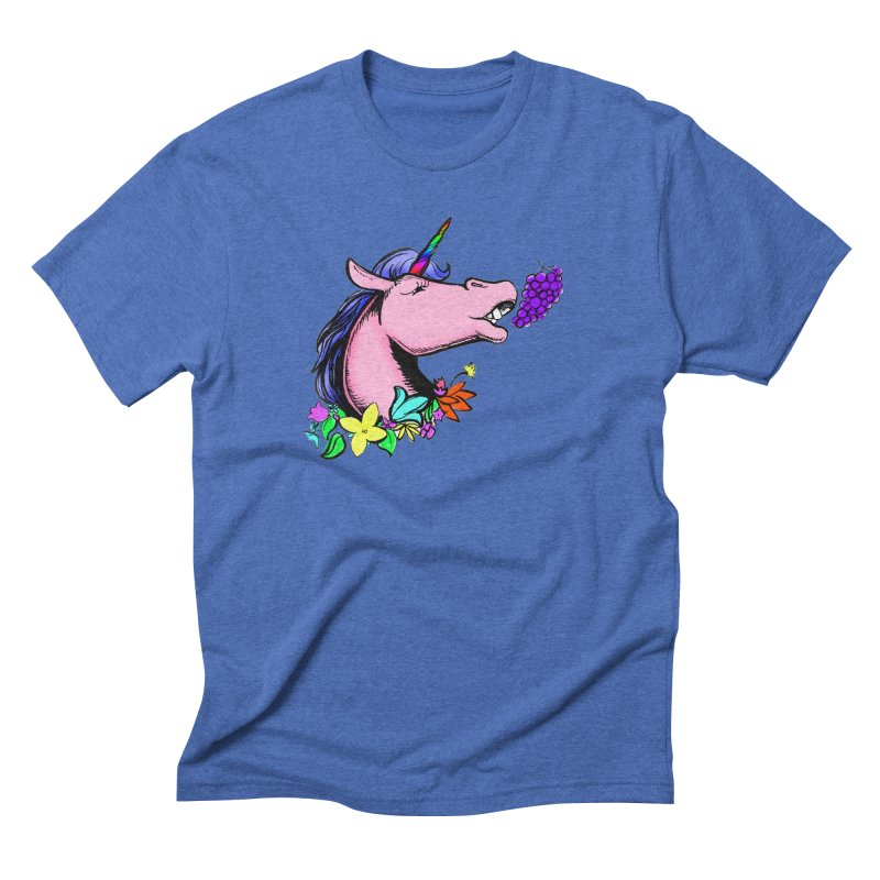 GRAPES! Men's T-Shirt by NIKARNOLDI