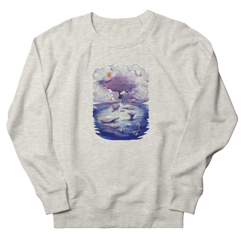 Polar Women's French Terry Sweatshirt by NIKARNOLDI