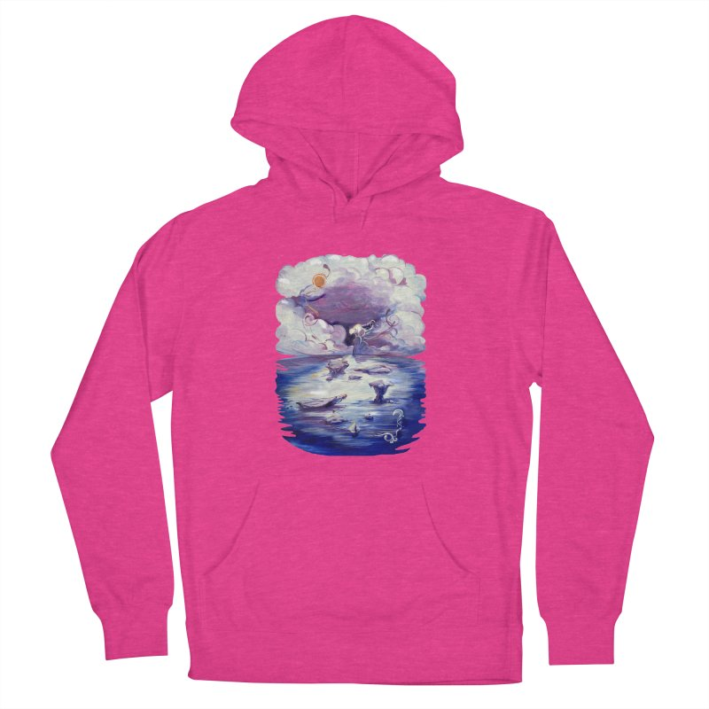 Polar Women's Pullover Hoody by NIKARNOLDI.art