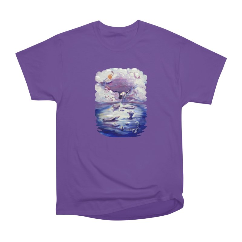 Polar Women's Classic Unisex T-Shirt by NIKARNOLDI.art
