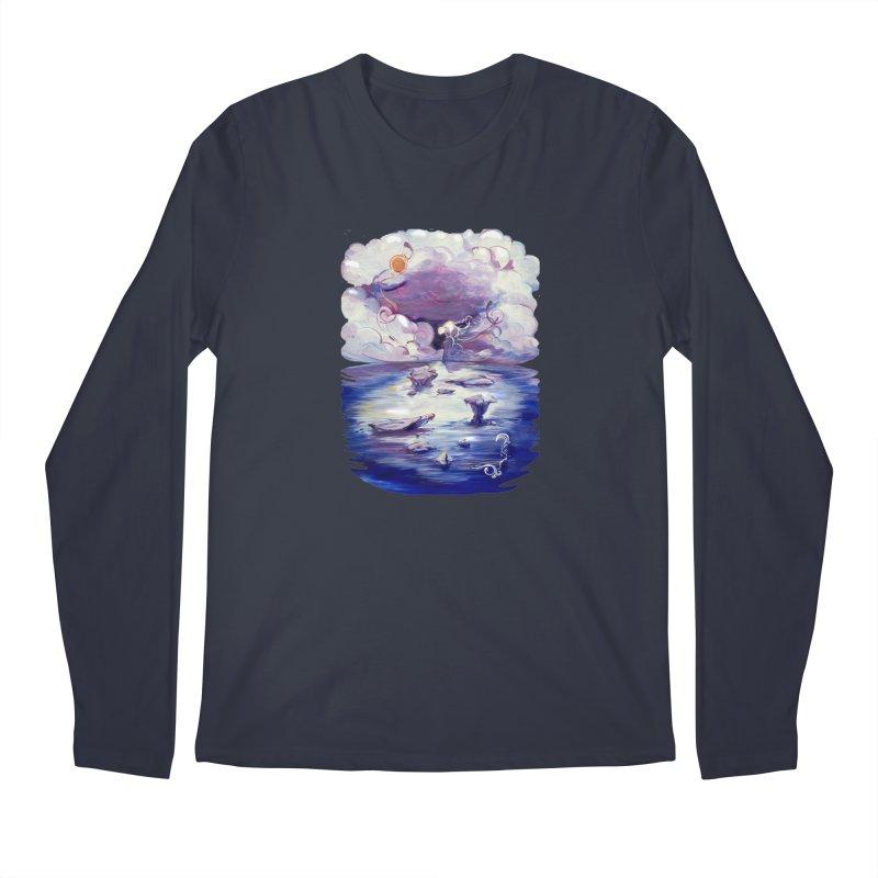 Polar Men's Longsleeve T-Shirt by NIKARNOLDI.art