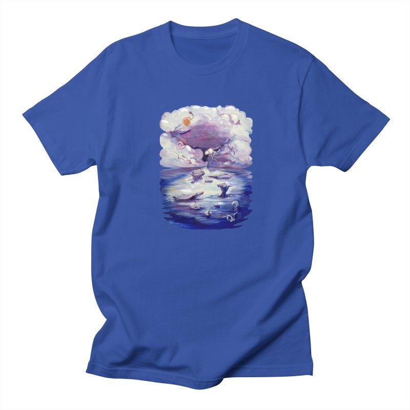 Polar Women's Regular Unisex T-Shirt by NIKARNOLDI