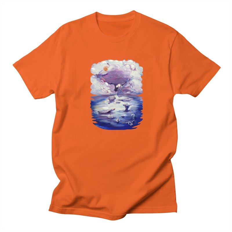 Polar Women's Unisex T-Shirt by NIKARNOLDI.art