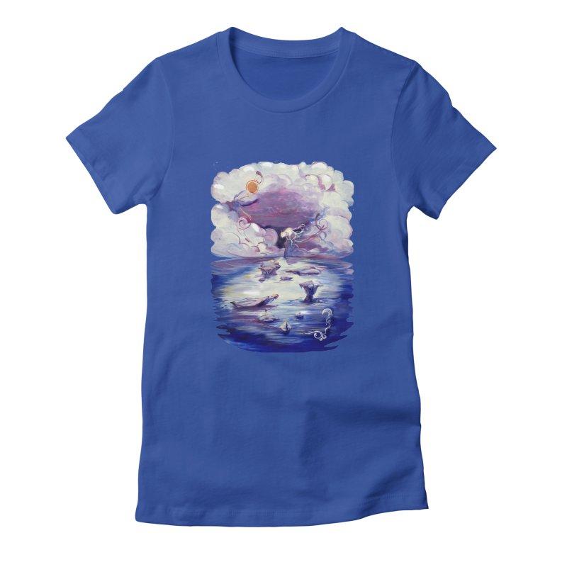 Polar Women's T-Shirt by NIKARNOLDI