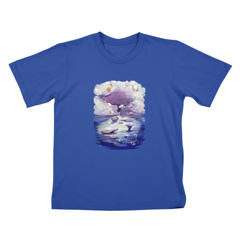 Polar Kids T-Shirt by NIKARNOLDI.art