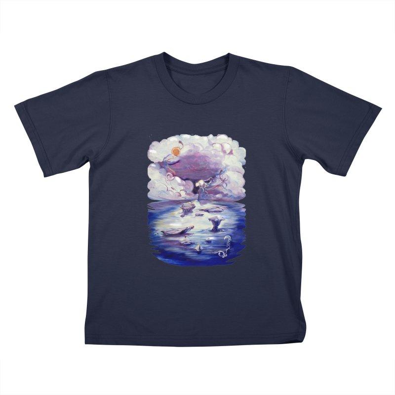 Polar Kids T-Shirt by NIKARNOLDI.art